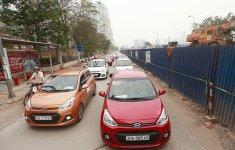 Ô tô nhập từ Ấn Độ bất ngờ giảm mạnh