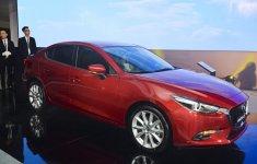 Mazda3 2017 ra mắt tại thị trường Việt