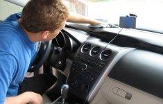 Cách giữ sạch nội thất cho ô tô