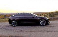 Những điều bất ngờ về Tesla Model 3