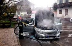 Mercedes-Benz Việt Nam triệu hồi hơn 1 nghìn xe có nguy cơ cháy