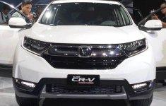 Giá xe Honda CR-V 7 chỗ 2018 cao nhất không quá 1,1 tỷ đồng tại Việt Nam