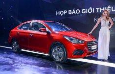 Chi tiết Hyundai Accent 2018 giá rẻ, cạnh tranh Vios tại thị trường Việt Nam