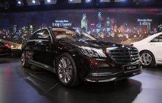 Mercedes-Benz S-Class 2018 phiên bản nâng cấp ra mắt khách hàng Việt