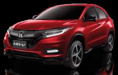 Honda HR-V phiên bản mới sắp về Việt Nam