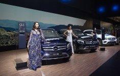 Những bóng hồng xinh đẹp tại Triển lãm Mercedes-Benz Fascination