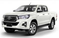 Đánh giá xe Toyota Hilux 2018: Nâng cấp về mọi mặt khiến giá bán tăng đến 878 triệu