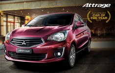 Đánh giá xe Mitsubishi Attrage CVT: Mẫu sedan hạng C với nhiều tiện ích nổi bật
