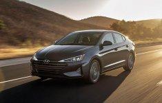 Hyundai Elantra 2019 giá bao nhiêu?