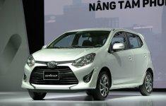 Ra mắt Toyota Wigo, Avanza và Rush tại Việt Nam, giá khởi điểm từ 345 triệu đồng