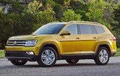 Volkswagen Atlas 2019 tăng giá và điều chỉnh các phiên bản