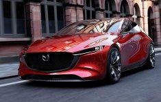 """Mazda3 2019 """"lộ"""" ảnh trước màn ra mắt sắp tới"""