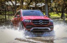 Mercedes-Benz GLE 2019 thế hệ mới đầy cuốn hút trên thực địa
