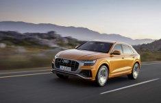 SUV Audi Q8 2019 bổ sung 2 động cơ mới để hút khách châu Âu