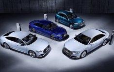 Audi bất ngờ ra mắt loạt xe mới trước thềm triển lãm Geneva 2019