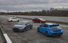 Toyota Corolla 2020 ra mắt, giá bán từ 19.500 USD