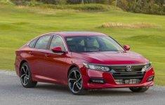 Honda Accord 2019 sẽ lộ diện tại triển lãm Bangkok 2019