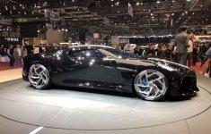 10 siêu xe đắt đỏ nhất hành tinh: Giá Bugatti La Voiture Noire bằng cả 1 gia tài