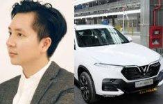 CEO Việt gây chú ý khi đặt mua 36 xe ô tô VinFast