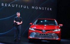 6 đối thủ của Toyota Camry 2019 tại Việt Nam