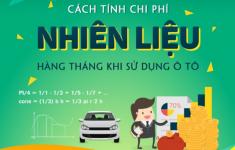 Tham khảo cách tính chi phí mua xăng của xe ô tô mỗi tháng