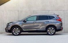Top 10 xe SUV an toàn nhất năm 2019: Honda CR-V được đánh giá cao