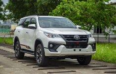 Toyota Fortuner 2019 lắp ráp chính thức ra mắt, giá từ 1,033 tỷ đồng