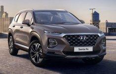 Top 10 xe hơi ăn khách nhất Hàn Quốc: Hyundai Santa Fe đứng thứ 4