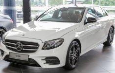 Mercedes-Benz E-Class 2019 chuẩn bị thêm nâng cấp mới cho khách Việt
