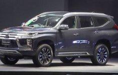 Mitsubishi chốt giá bán Pajero Sport thế hệ mới