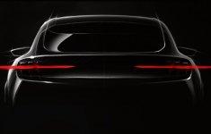 Crossover điện mới của Ford sẽ ra mắt triển lãm Los Angeles 2019