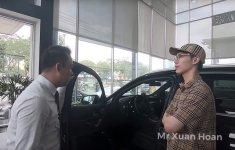 Ca sĩ Erik đặt mua Mercedes-Benz GLC 300, chờ ngày nhận xe