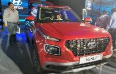 Hyundai Venue giá rẻ chỉ hơn 200 triệu đồng cháy hàng tại Ấn Độ
