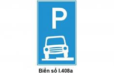 Từ ngày 1/7, ô tô được phép đỗ nửa thân xe trên vỉa hè
