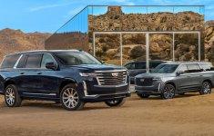 Đánh giá nhanh phiên bản kéo dài của Cadillac Escalade đời mới vừa chào sân