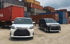 Lexus LM300h - cực phẩm MPV hạng sang đầu tiên cập bến Việt Nam