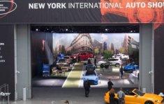 Chính thức hủy bỏ triển lãm ô tô New York 2020 vì dịch Covid-19