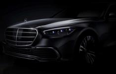 Mercedes S-class thế hệ mới - sự đột phá về công nghệ xe hơi