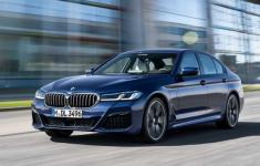 BMW 5-Series 2021 chào sân đúng lịch hẹn