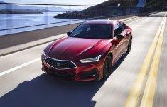 Acura TLX 2021 sở hữu ngoại hình thể thao, bổ sung công nghệ