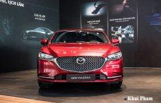 Mazda6 2020 'trở lại lợi hại hơn xưa' với loạt nâng cấp vượt trội