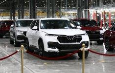 Phí trước bạ ô tô chính thức giảm 50% từ ngày 28/6