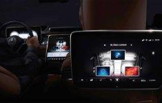 Mercedes S-Class 2021 lộ nội thất với 5 màn hình khủng