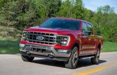 Xe bán tải được ưa chuộng tại Mỹ
