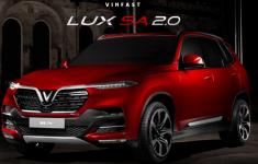 VinFast Lux giảm giá sâu nhất trong lịch sử