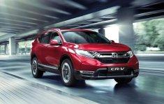 Phí trước bạ Honda CR-V trở về 0 đồng