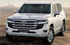 Những điểm mới đáng tiền trên Toyota Land Cruiser 2022