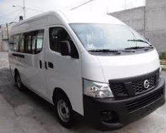 Bán ô tô Nissan Urvan NV300 2.5L đời 2015, màu trắng, nhập khẩu nguyên chiếc giá 1 tỷ 180 tr tại Đà Nẵng