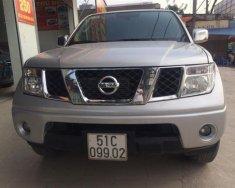 Bán ô tô Nissan Nissan khác 4x4MT đời 2011, màu bạc, nhập khẩu Thái Lan, còn mới  giá 455 triệu tại Tp.HCM