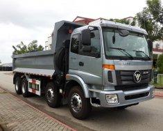 Xe Ben 4 chân thùng đúc Auman D300, tải trọng 17,7 tấn giá 1 tỷ 350 tr tại Hà Nội